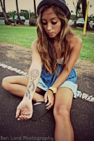 tatuagem-filtro-de-sonhos tatuagem apanhador de sonhos braço