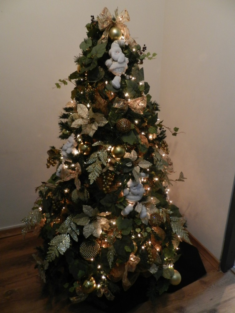 árvore natal - decor - natal - sistemáticas