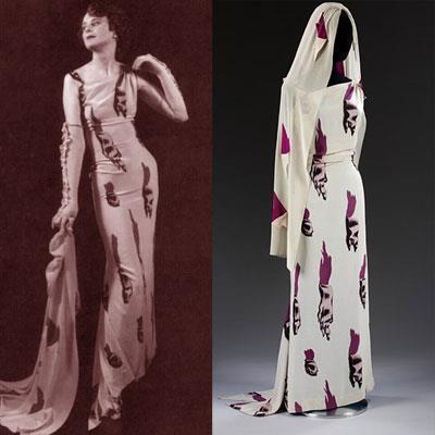 Elsa Schiaparelli e Salvador Dalí