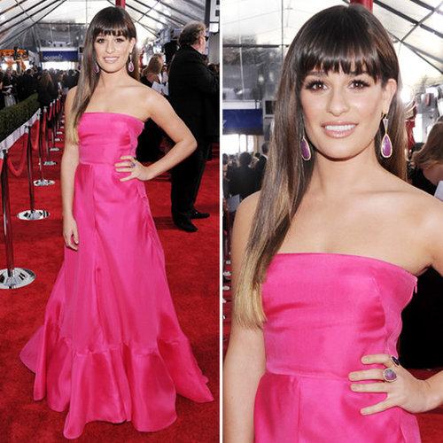 Lea Michele SAG 2013