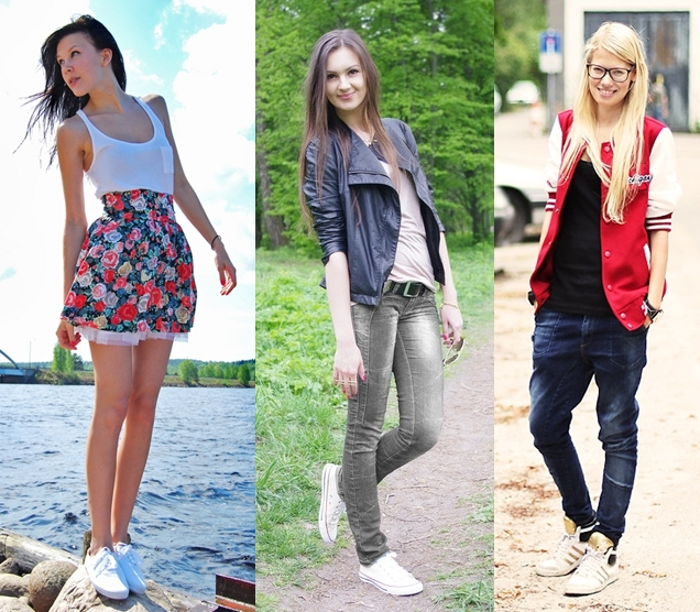 Looks com tênis - normalidadeincomum.blogspot (3)