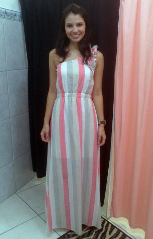 Look_Vestido longo_Loja Aglaia