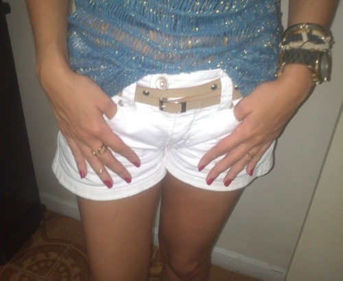 short branco_tricot_look