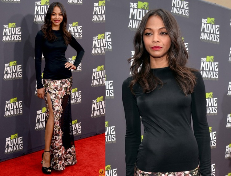 look-mtv-movie-awards-zoe-saldana