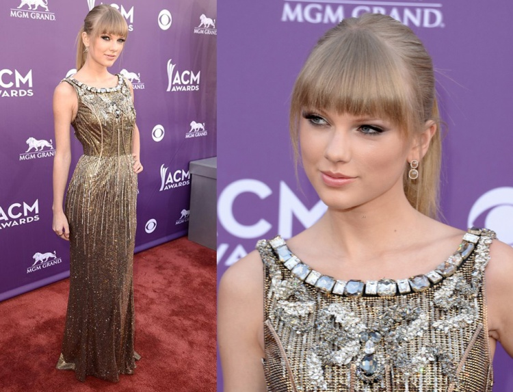 look-taylor-swift-acm-2013-dolce-gabbana