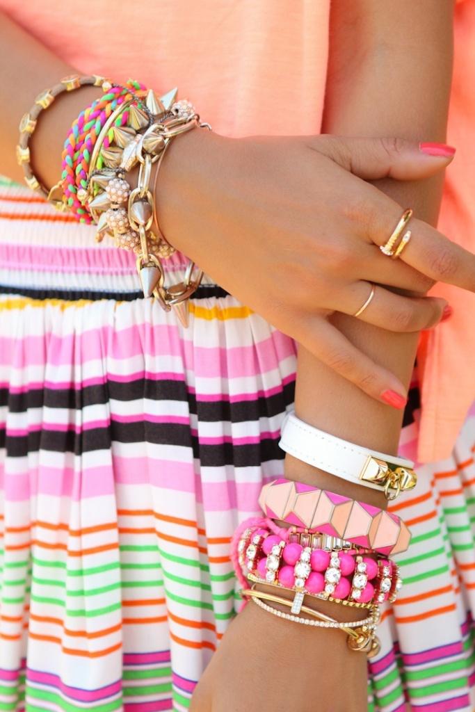 mix de pulseiras 4