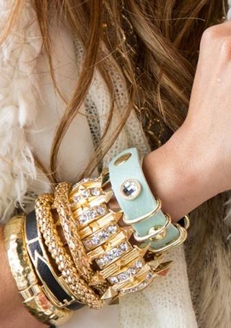 mix de pulseiras 5