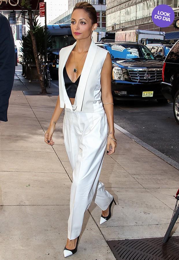 Nicole Richie - P&B - Look2