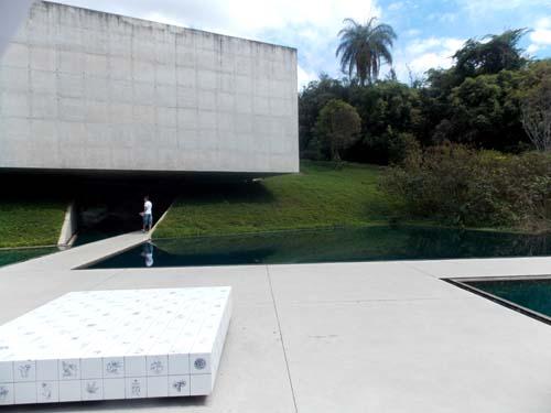 Inhotim: Galeria Adriana Varejão
