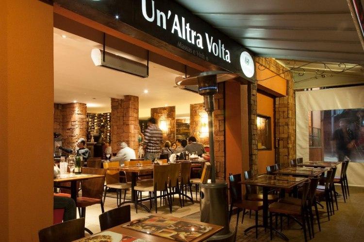 Restaurante Un'Altra Volta