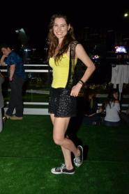 AMEI a escolha de Lavínia Vlasak, que prova que All Star ainda compõe looks lindos e estilosos ♥