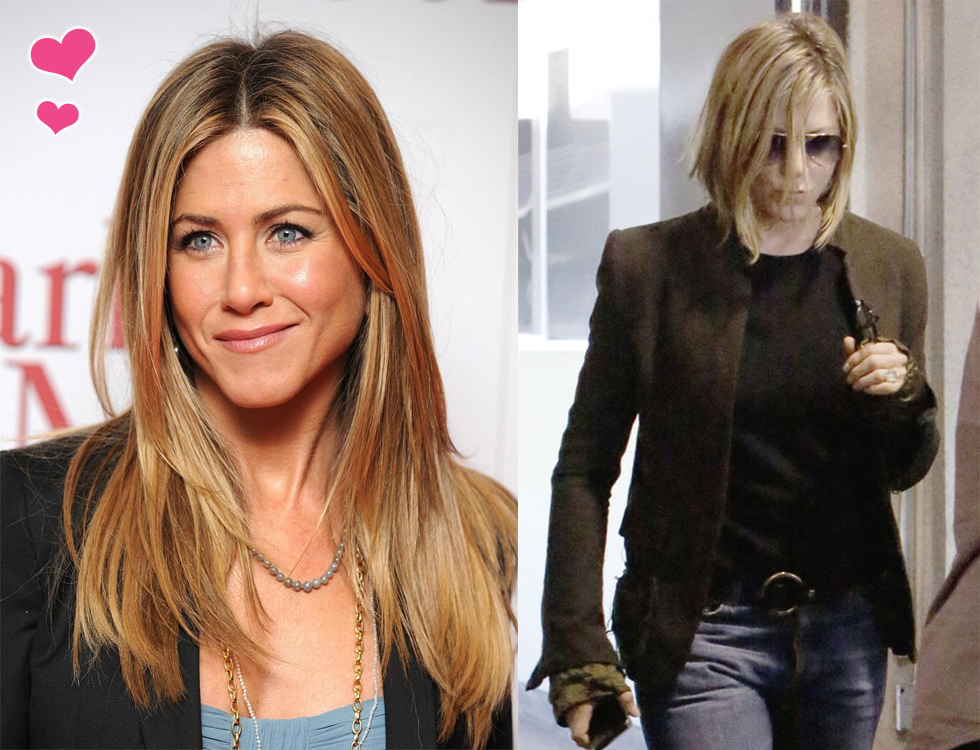Jennifer Aniston Hairstyles 2013 Images Of