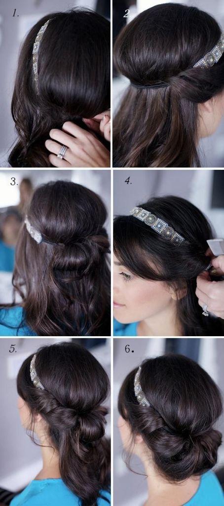 inspiração-penteados-coque-com-tiara