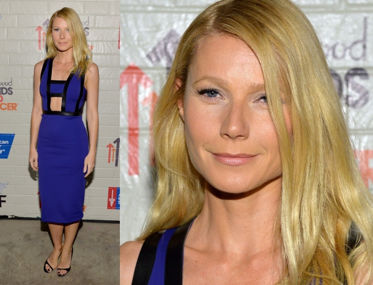 gwyneth-paltrow-rocks-cut-out-dress-to-stand-up-to-cancer-look