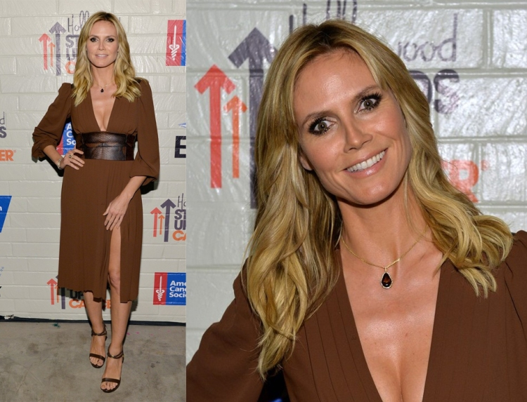 heidi-klum-stand-up-to-cancer-look