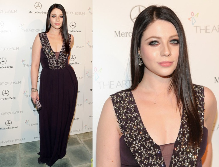 michelle-trachtenberg-art-of-elysium-heaven-gala-look