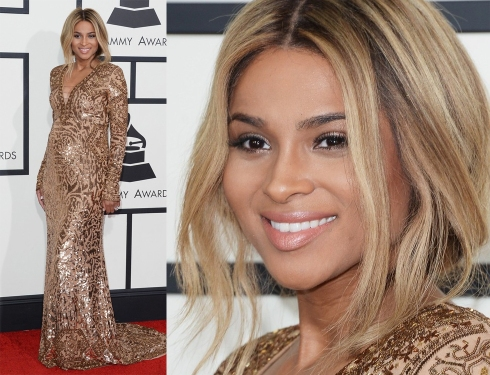 pregnant-ciara-grammys-2014-red-carpet-01-Pucci-look