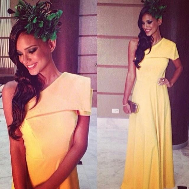 Jakelyne Oliveira, a Miss Brasil