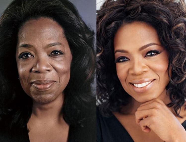 vanity-fair-sem-maquiagem-Oprah Winfrey