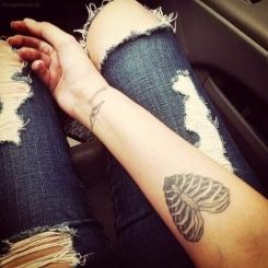 tatuagem-coração-tattoo-heart-braço-esqueleto