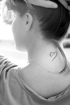 tatuagem-coração-tattoo-heart-nuca