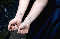tatuagem-coração-tattoo-heart-pulso-amizade