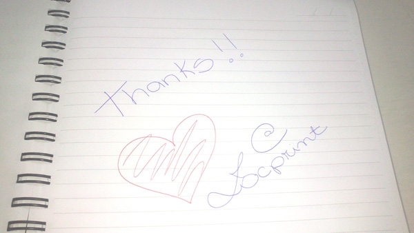 thanks-zocprint