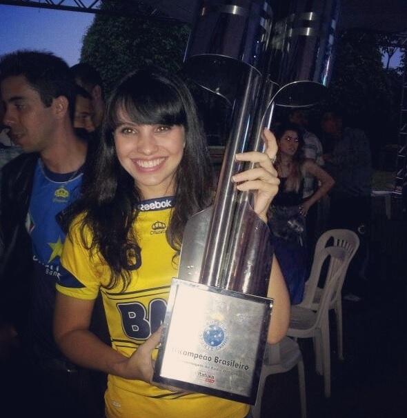 Tri Campeão Brasileiro - 2013