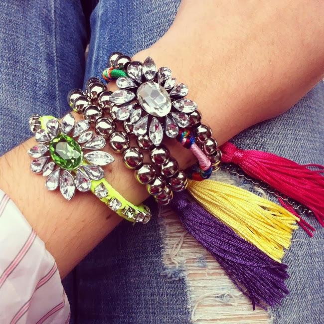 tassel-pulseiras