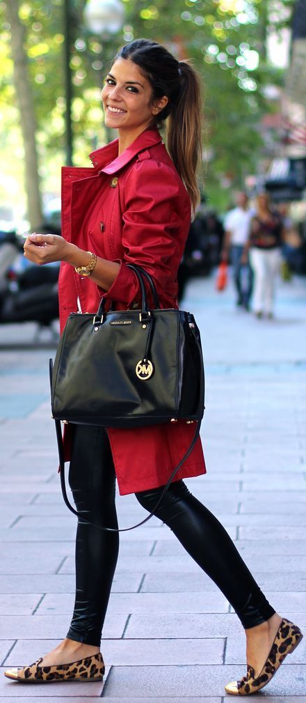 trench-coat-vermelho-red-look-animal-print