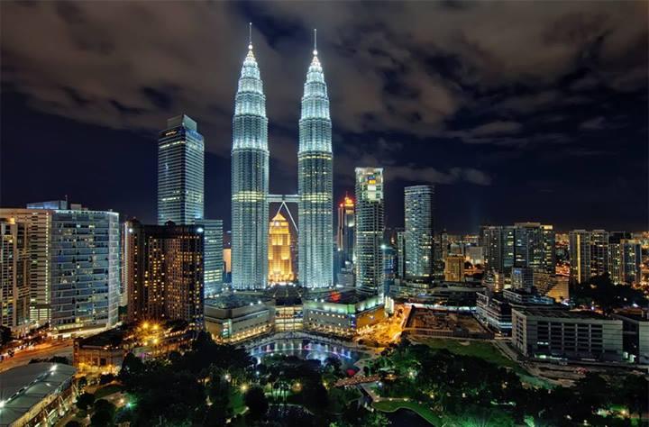 Kuala Lumpur, Malásia.