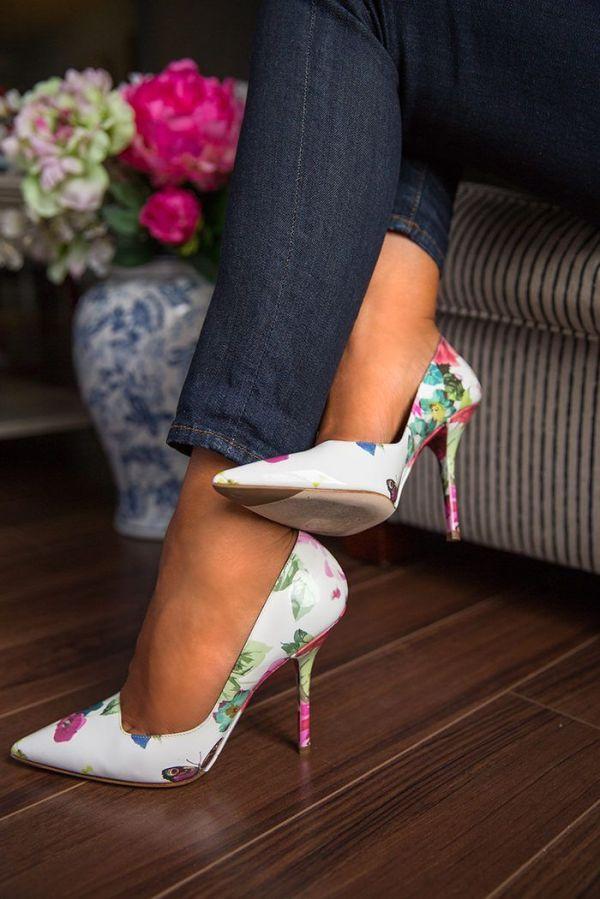 flores-sapato