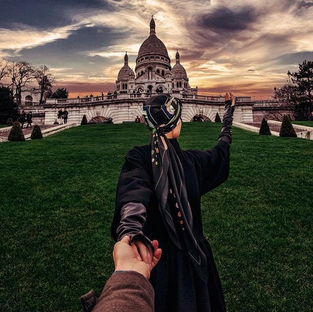 Basílica do Sagrado Coração - Paris