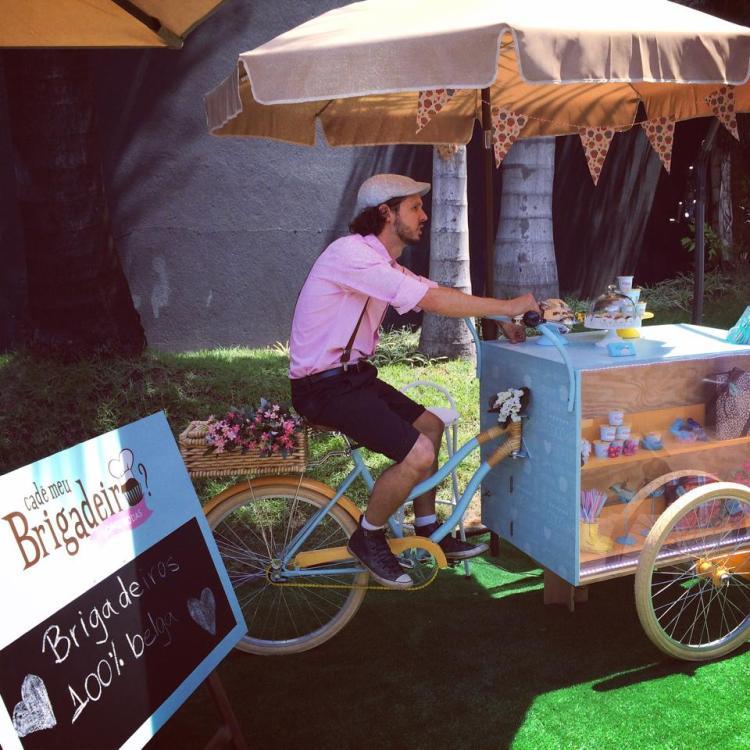Food Bike - Cadê meu Brigadeiro