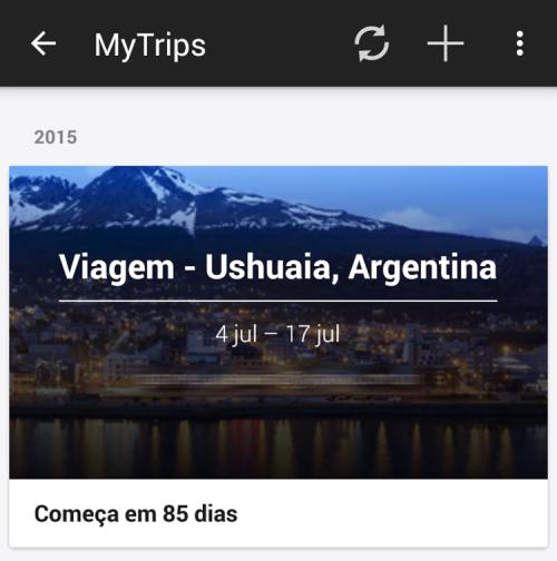 kayak-app-viagem