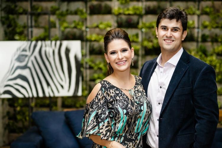 Maria Clara Thomazi e Bruno Guerra