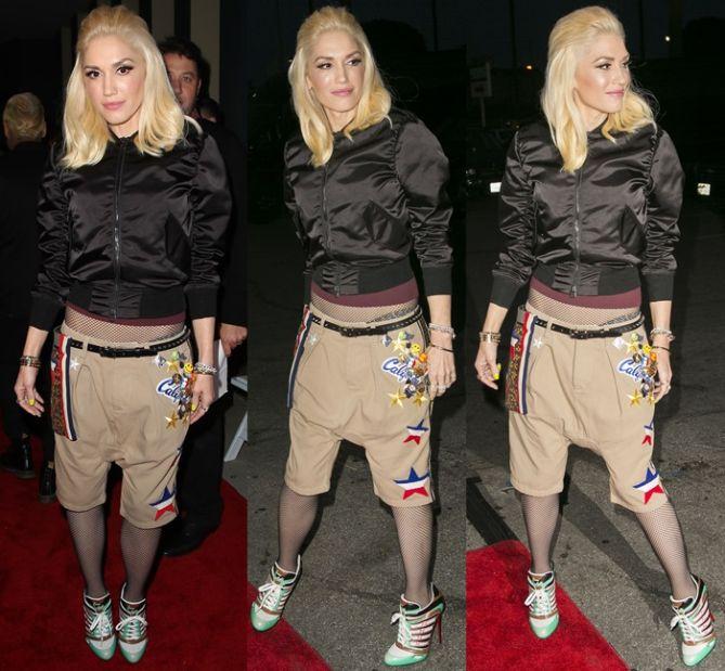 Gwen-Stefani-Harem-Shorts