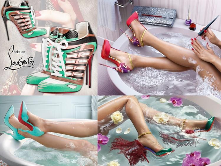 Coleção Water in Love - Primavera/Verão 2015